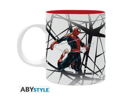 marvel mug 320 ml spdm design subli with box x2