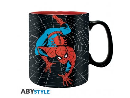 marvel mug 460 ml spdm amazing box x2