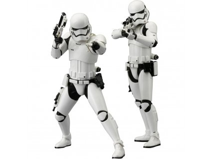 artfx star wars first order stormtrooper 2 pack 427953.1