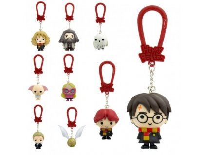 HARRY POTTER - Harry Potter Backpack Buddies 5cm S1 x24