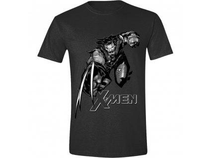 X Men Wolverine - Fight Men T-Shirt - Anthracite - XL