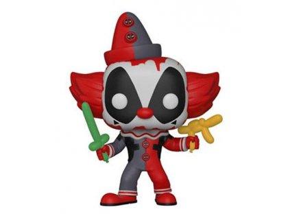 423614 1 figurka funko pop deadpool parody marvel deadpool clown
