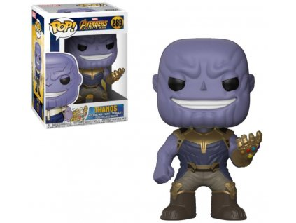 Avengers Infinity War POP! Movies Vinyl figurka Thanos 9 cm