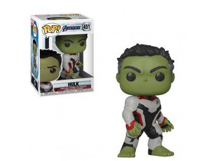 Avengers Endgame POP! Movies Vinyl figurka Hulk 9 cm