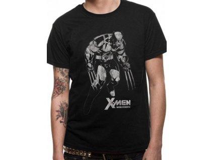 TRIČKO PÁNSKÉ Wolverine