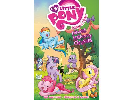 muj maly pony01 cover