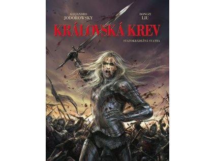 Kralovskakrev01 cover front RGB lowres