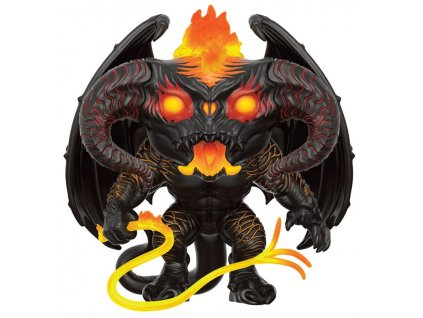 Funko POP! Movies Lord Of The Rings - Balrog Oversized Vinyl Figure 15cm
