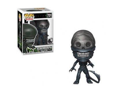 424406 1 figurka funko pop alien 40th xenomorph