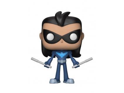 424427 1 figurka funko pop teen titans go robin as nightwing
