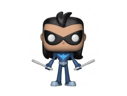 Teen Titans Go! POP! Vinyl Figure Robin as Nightwing 9 cm