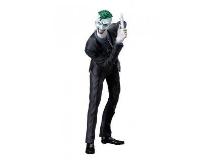 DC Comics ARTFX+ PVC Statue 1/10 Joker (The New 52) 19 cm