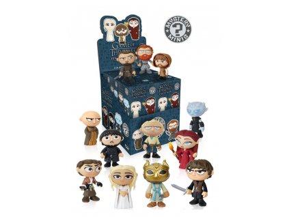 Game of Thrones Mystery Mini Figures 5 cm Series 3 Display (12)