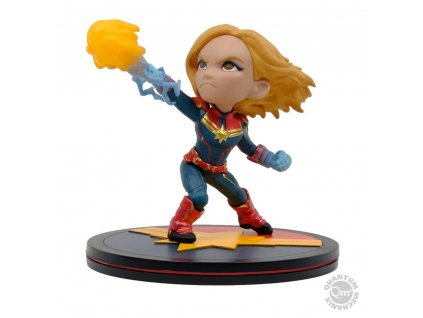 Captain Marvel Q-Fig Figure Captain Marvel 9 cm