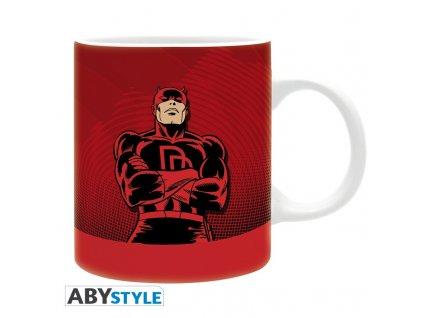 "MARVEL - Mug - 320 ml - ""Daredevil Vintage"" - subli - with box"