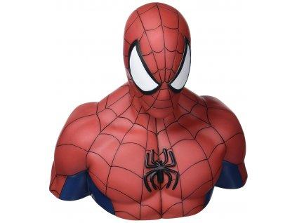MARVEL - Money bank Bust Spiderman 22 cm