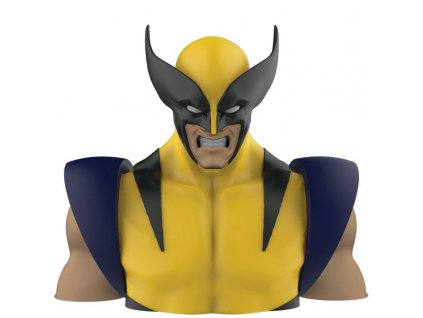 MARVEL - Wolverine Money bank Bust 22cm