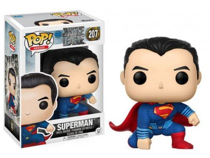 Funko POP! Movies Justice League - Superman Vinyl Figure 10cm