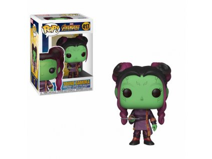 424997 figurka funko pop avengers infinity war movies young gamora with dagger