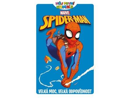 Muj prvni komiks Spiderman TITULKA FINAL RGB