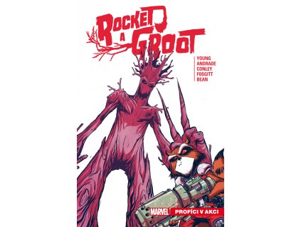 Rocket a Groot 1 cover lowres