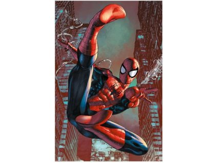 425114 plakat 61 x 91 5 cm marvelspiderman web sling