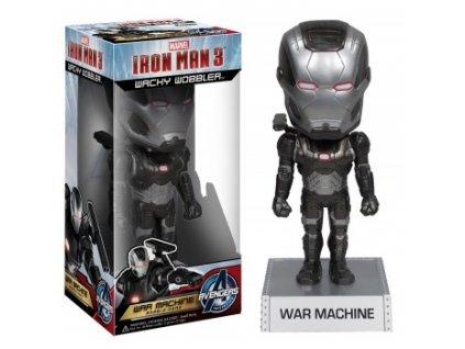 Funko Iron Man 3 The Movie - War Machine Wacky Wobbler bobble Head 15cm
