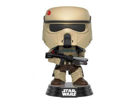 Funko POP! Star Wars Rogue One - Scarif Trooper chest stripe Vinyl Figure 10cm
