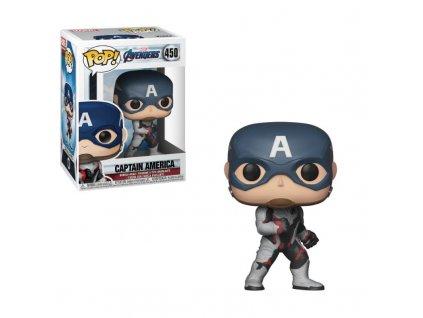 425408 figurka funko pop avengers endgame captain america
