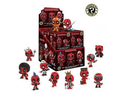 Marvel Comics Mystery Mini Figures 5 cm Deadpool