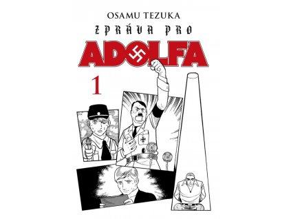 cover lowres Zprava pro Adolfa 1 obalka RGB predni