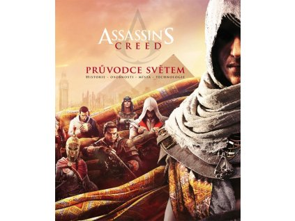 Assassins Creed Pruvodce svetem cover lowres