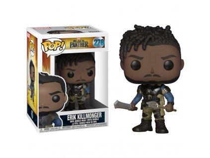 POP figure Marvel Black Panther Killmonger