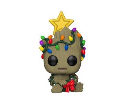 428582 figurka funko pop marvel holiday groot