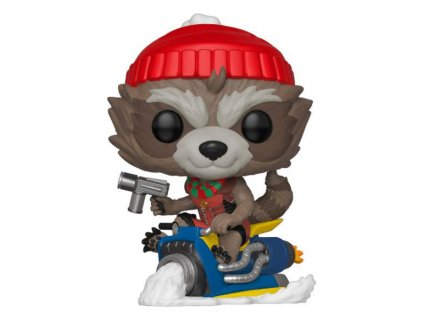 428585 figurka funko pop marvel holiday rocket