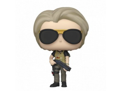 Funko POP! Terminator Dark Fate - Sarah Connor Vinyl Figure 10cm