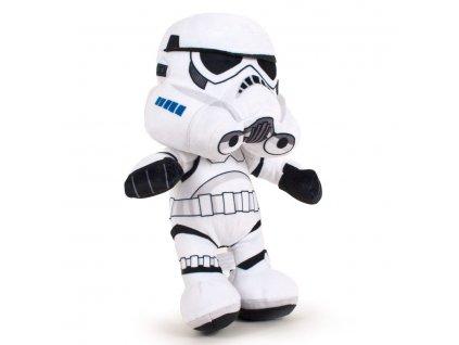 Plyšák  Star Wars Stormtrooper měkký 29cm