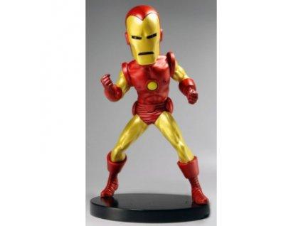 Marvel Classic IRON MAN 8-inch Extreme Head Knocker
