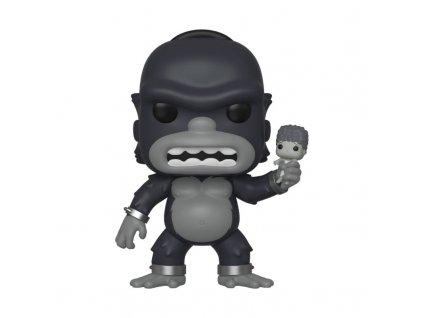 429752 figurka funko pop simpsons king homer