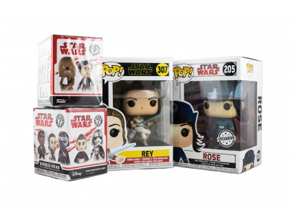 429884 funko star wars sequel mega pack