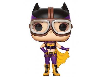 430019 figurka funko pop dc comics bombshells heroes batgirl