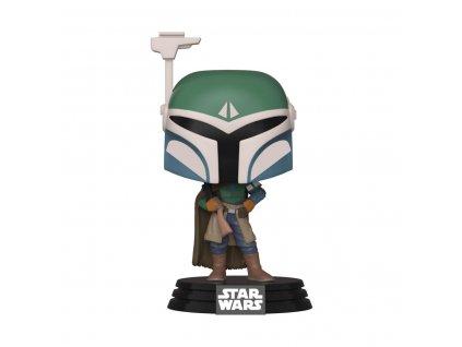 [PŘEDOBJEDNÁVKA - 14.2.2020] Figurka Funko POP! Star Wars: Mandalorian - Covert Mandalorian