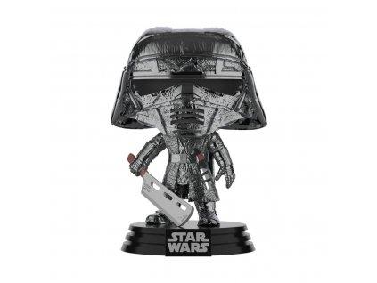 430103 figurka funko pop star wars rise of skywalker kor blade chrome