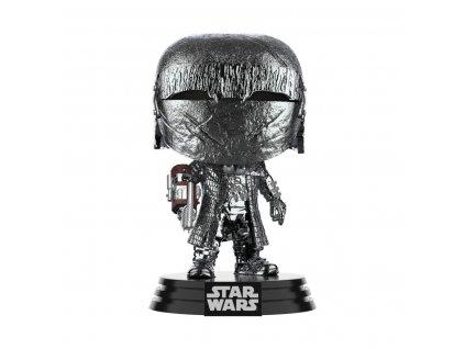 430106 figurka funko pop star wars rise of skywalker kor cannon chrome