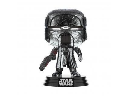 430115 figurka funko pop star wars rise of skywalker kor blaster chrome