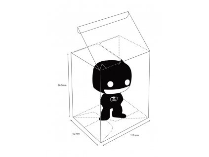 Obal pro Funko POP! - Ultimate Guard