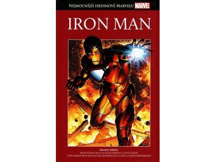 NHM Nejmocnější hrdinové Marvelu 5 Iron Man