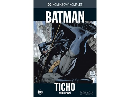 DC komiksový komplet 001 Batman Ticho, kniha 1