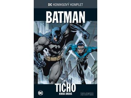 DC komiksový komplet 002 Batman Ticho, kniha 2