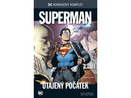 DC komiksový komplet 005 Superman Utajený počátek
